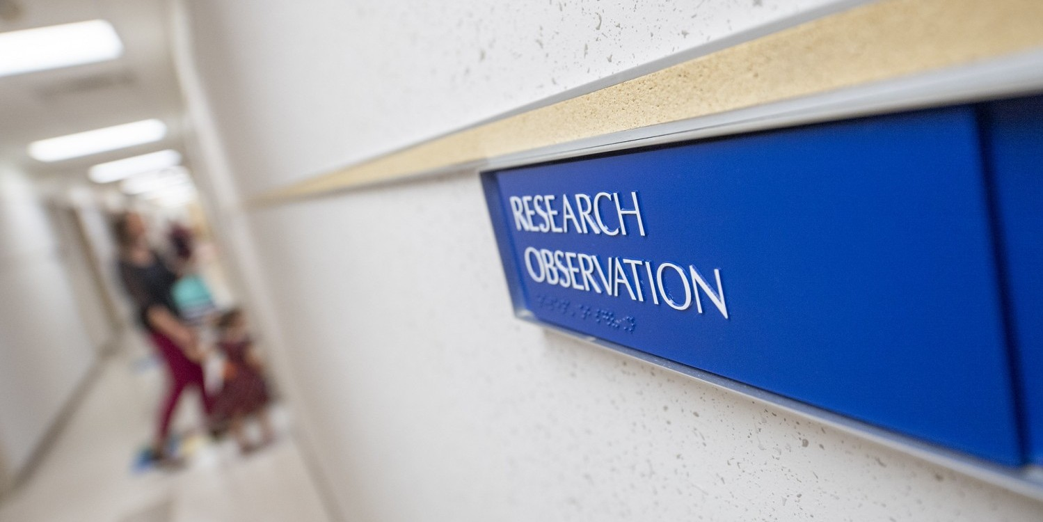 research observation sign to illustrate research aspect of TOPRS program
