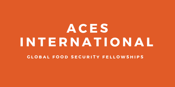 Global Food Security Fellowships