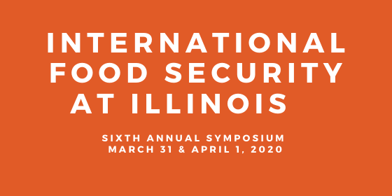 IFSI symposium March 31 and April 1