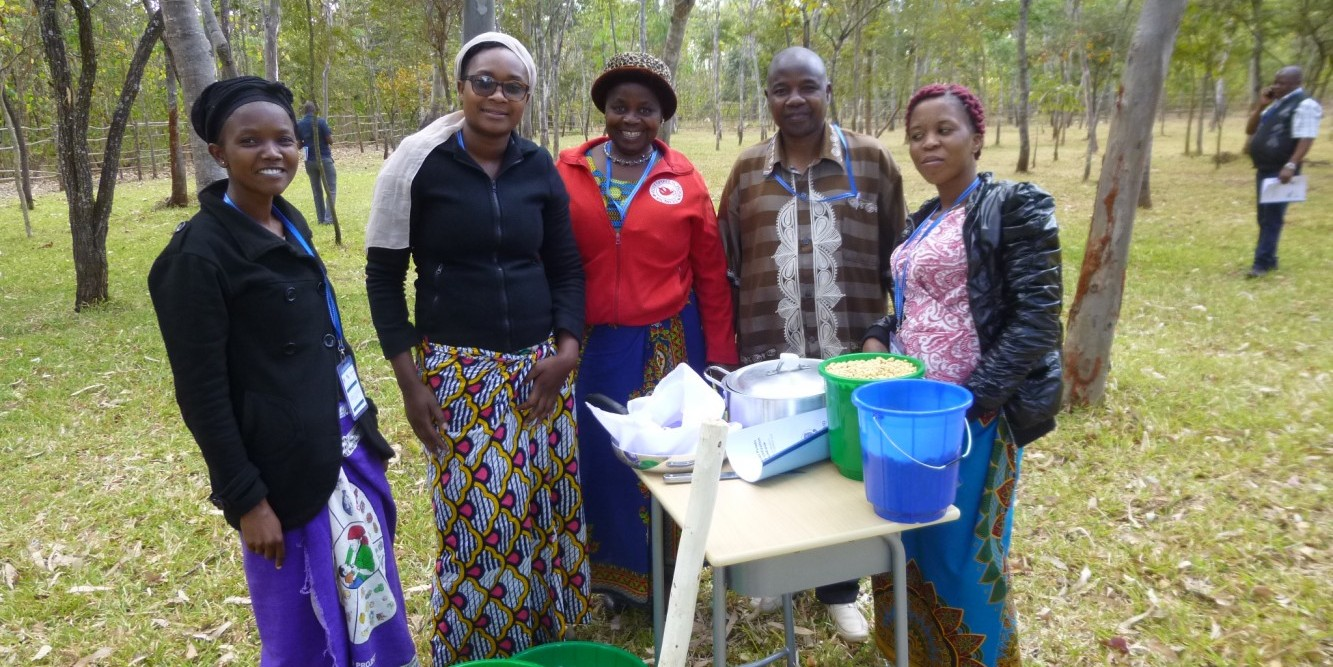 nutritional intervention research in Malawi