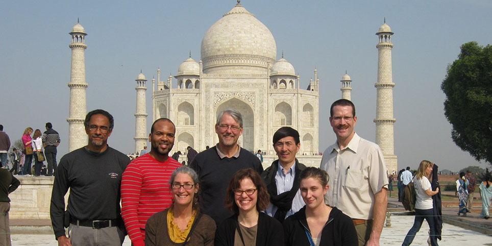 The group of 2010 Global Academy fellows