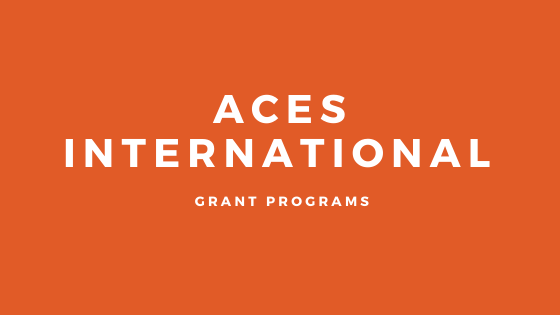 ACES International Grant Programs (text)