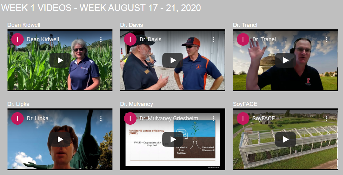 Digital agronomy day screenshot