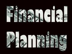 financial planning graphic