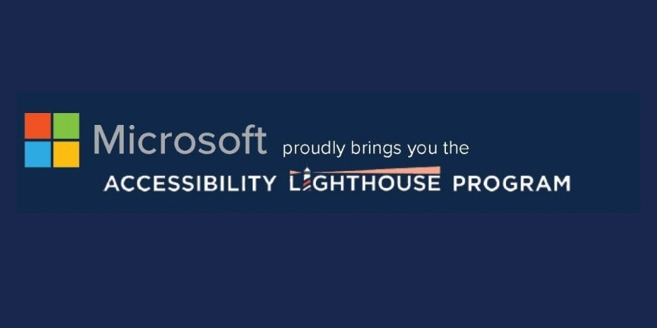 Microsoft Lighthouse progrom logo