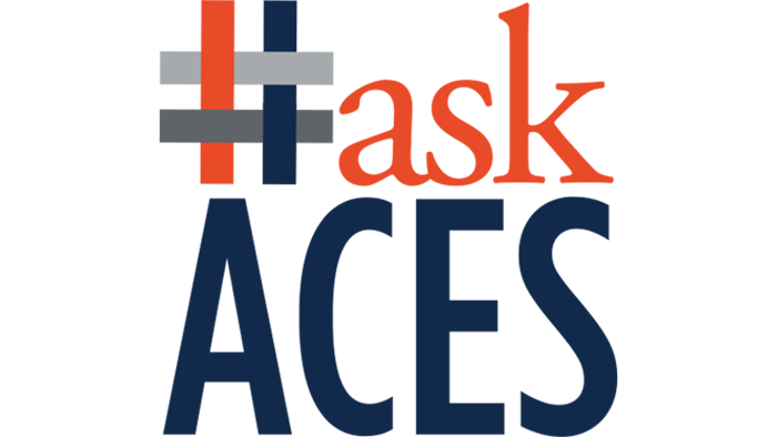 #askACES graphic
